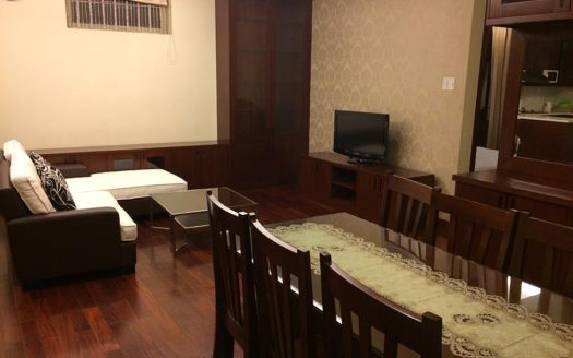 Serviced apartment for rent in district 1, HCMC - Living room 180