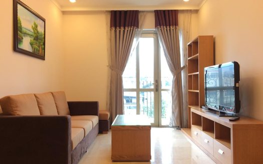 Serviced apartment for rent in district 3, HCMC - Living room 145