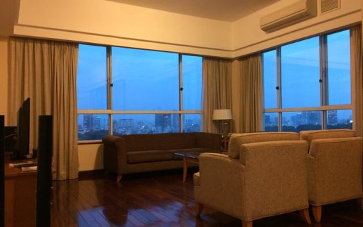Serviced apartment for rent in district 3, HCMC - Living room 175