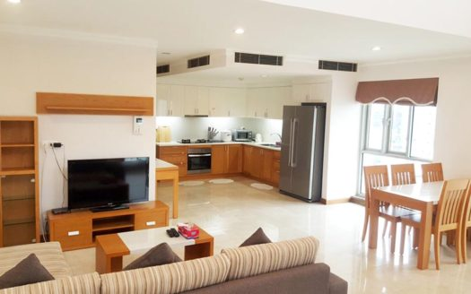 Serviced apartment for rent in district 3, HCMC - Living room 86