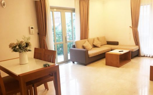 Serviced apartment for rent in district 3, HCMC - Living room 96