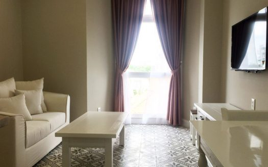 Serviced apartment for rent in Thao Dien, district 2, HCMC - Living room 146