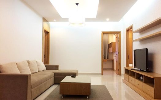 Serviced apartment for rent in Thao Dien, district 2, HCMC - Living room 196