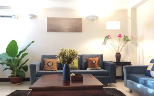 Serviced apartment for rent in district 1, HCMC - Living room 269