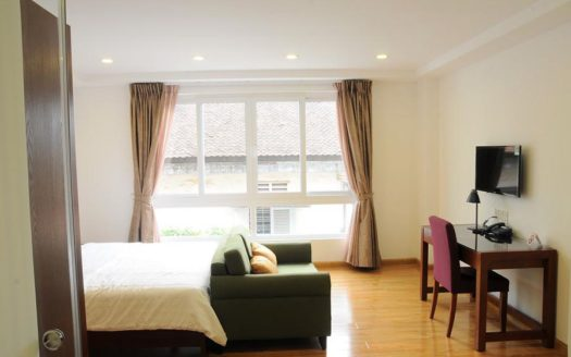 Serviced apartment for rent in district 1, HCMC - Bedroom 635