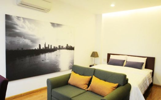 Serviced apartment for rent in district 1, HCMC - Bedroom 651