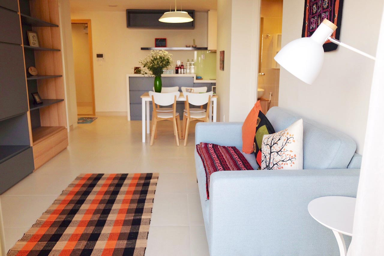 Apartment For Rent In Saigon District