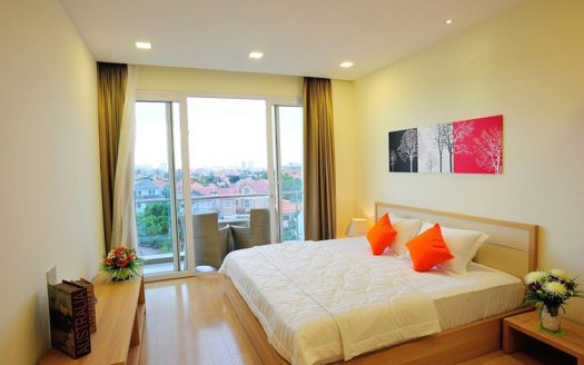 Serviced apartment for rent in Thao Dien, District 2, HCMC - Bedroom 368
