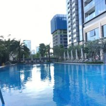 Vinhomes Golden River Swimming Pool