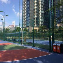 Vinhomes Golden River Tennis Courts
