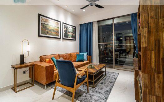 apartment rent midtown district 7 hcmc 983095