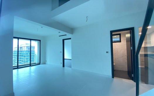 duplex rent apartment feliz en vista district 2 hcmc 10053534