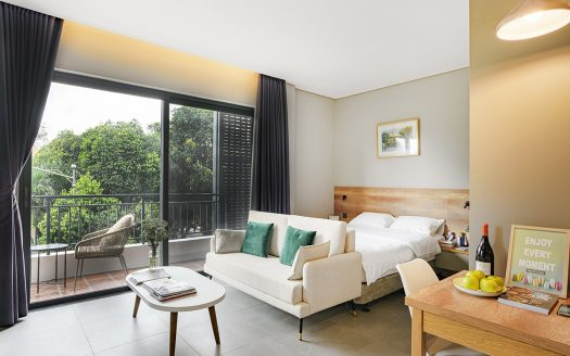serviced apartment rent district 2 hcmc 985308